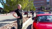 Lindsay's Run and the GoKart Family: Autocross Video #6 in Las Vegas