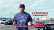 AutoCross with SCCA Las Vegas Chapter at Sam Boyd Stadium (Vid 1)