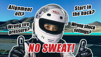 VARA Racing for the Win: Come from Behind at Willow Springs